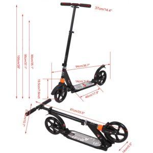 Scooter für Erwachsene Platz 5